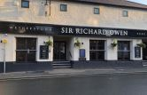 The Sir Richard Owen